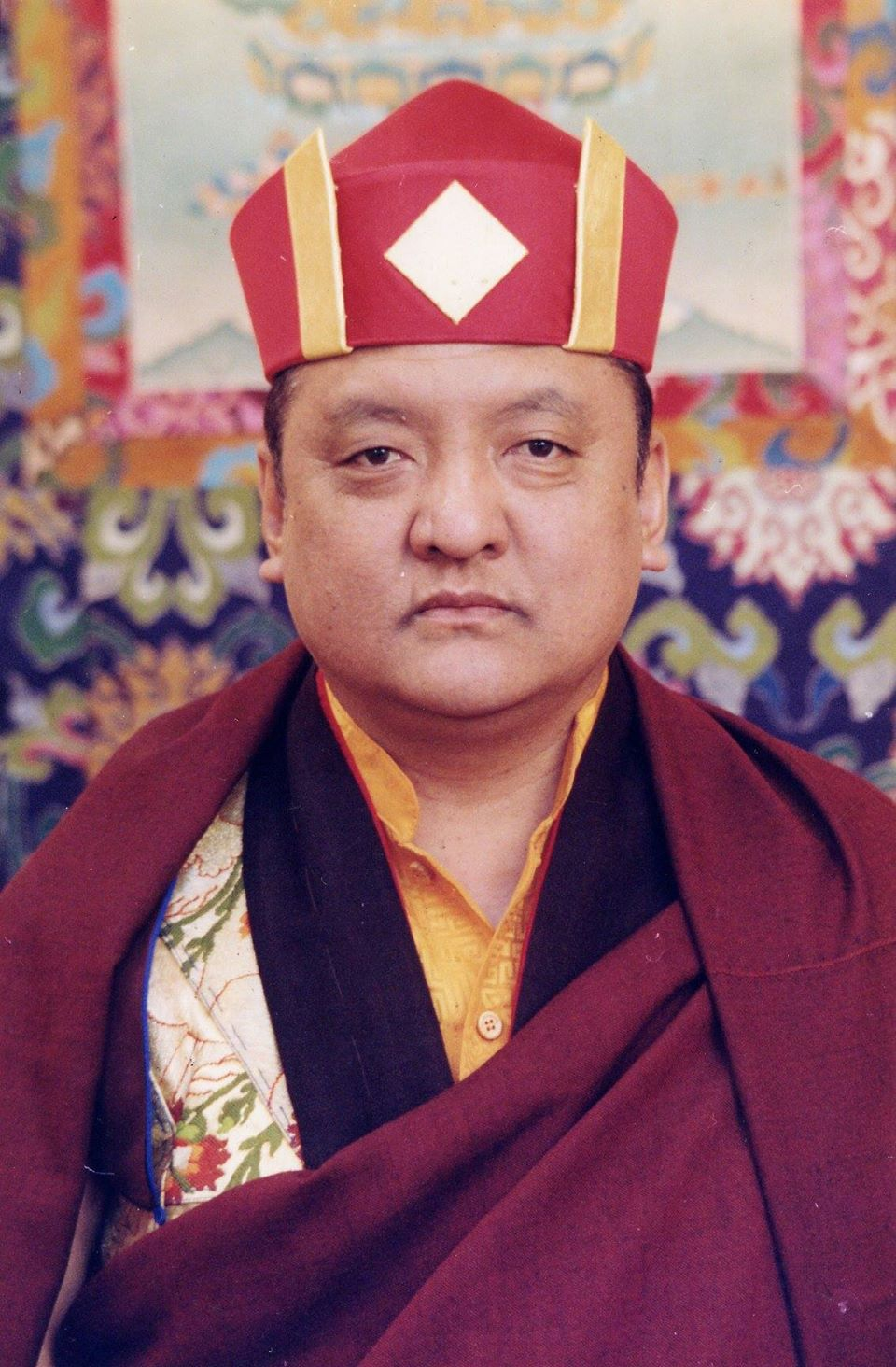 14th Shamarpa, Mipham Chokyi Lodro, 1952-2014