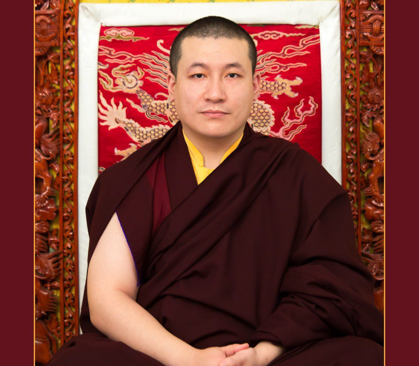 Thaye Dorje, His Holiness the 17th Gyalwa Karmapa Photo: Thule Jug